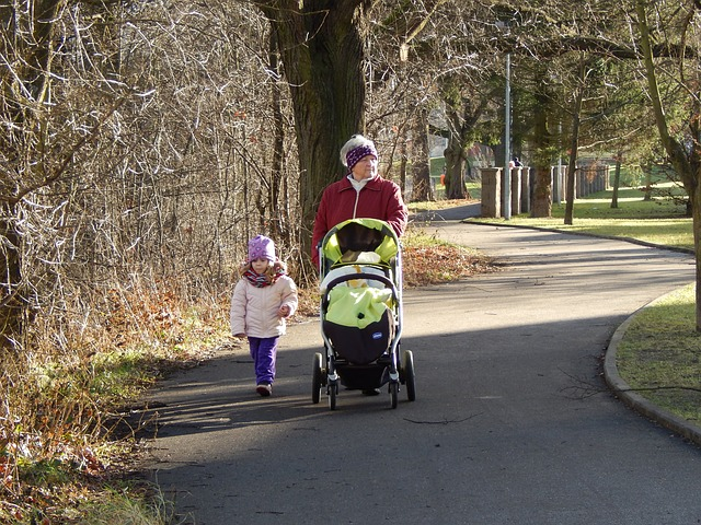 The benefits of using strollers